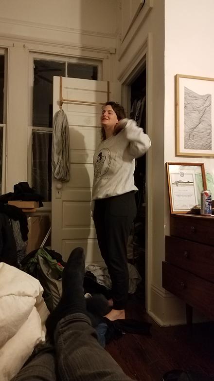 Maggie Drunk