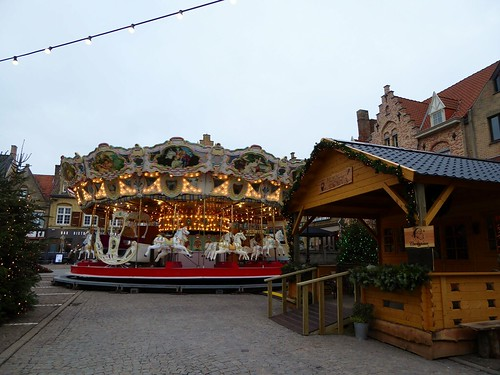 Marktplein, Nieuwpoort