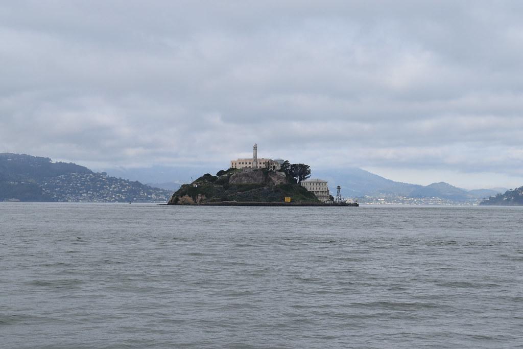 Yendo a Alcatraz