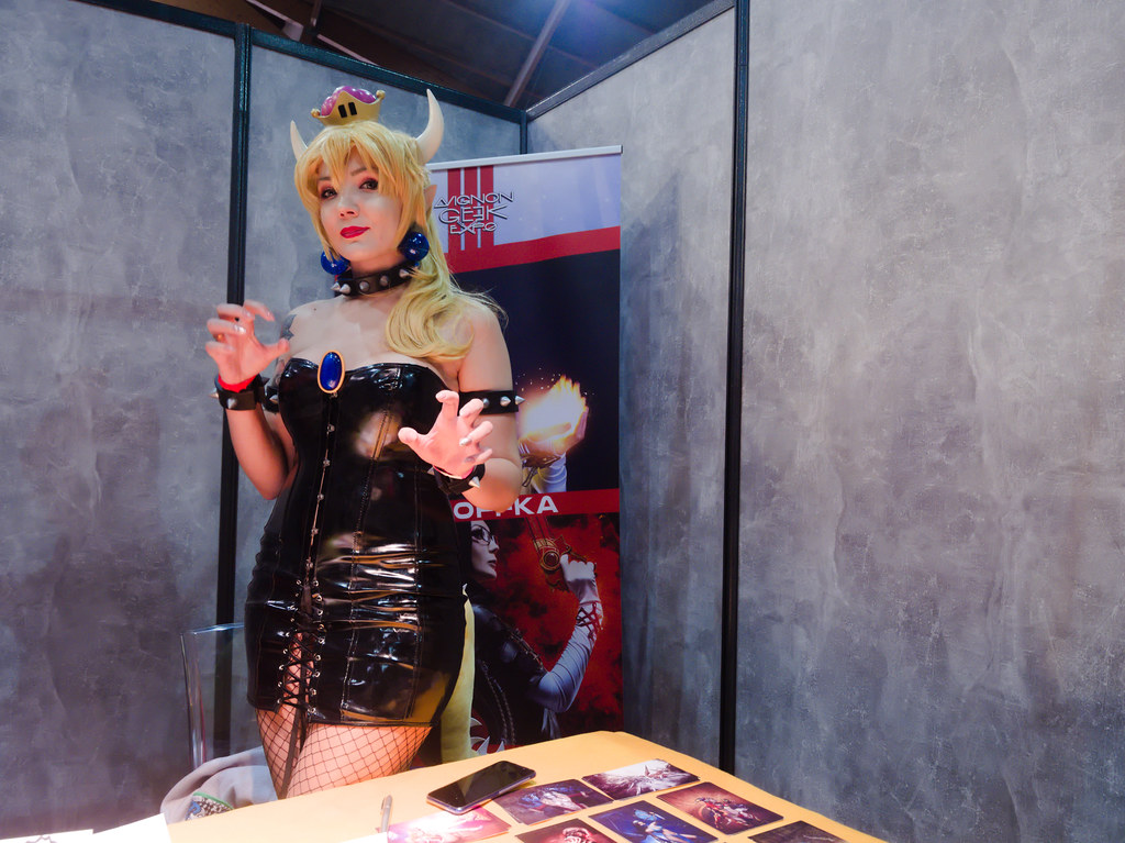 related image - Avignon Geek Expo 2019 - P1499149