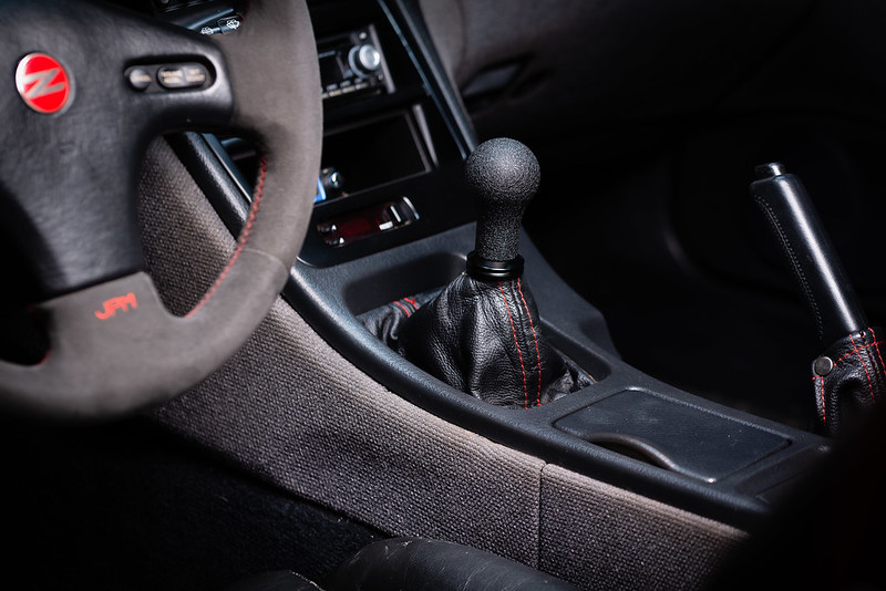Z1 Motorsports Powdercoated Aluminum Shift Knob