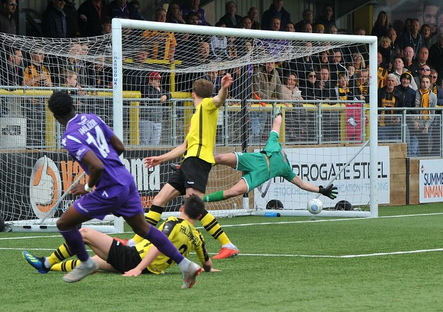 VNL: Harrogate Town 2-2 Maidstone United