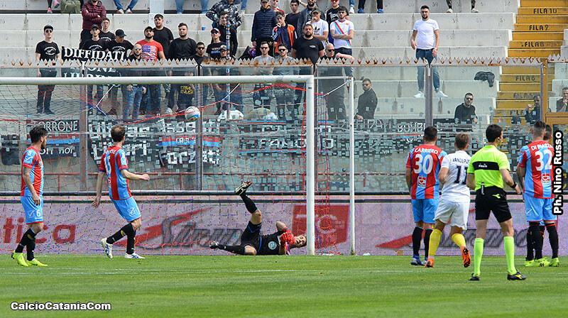 Il gol di Tsonev