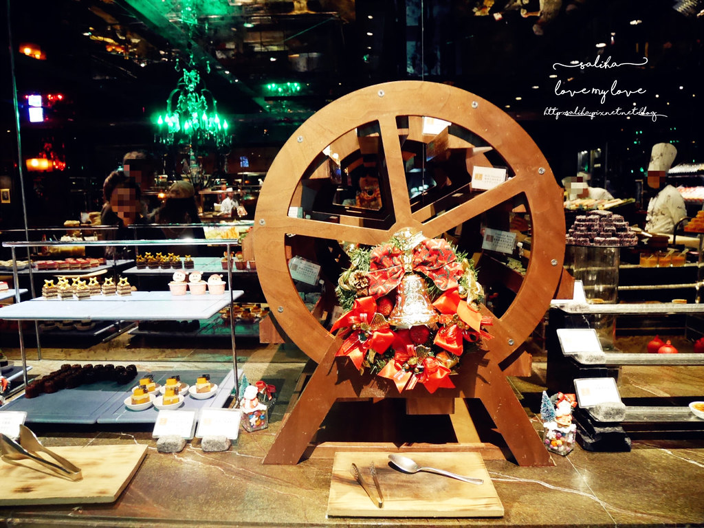 台北飯店下午茶buffet甜點海鮮螃蟹生蠔吃到飽推薦君品酒店雲軒西餐廳 (16)