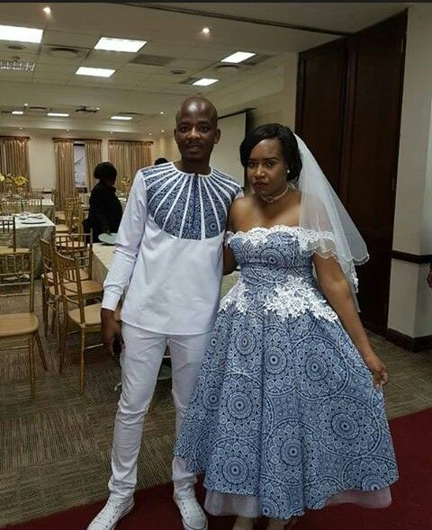 African Traditional Dresses For Couples 2019