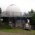 Sternwarte- und Himmelsaufnahmen