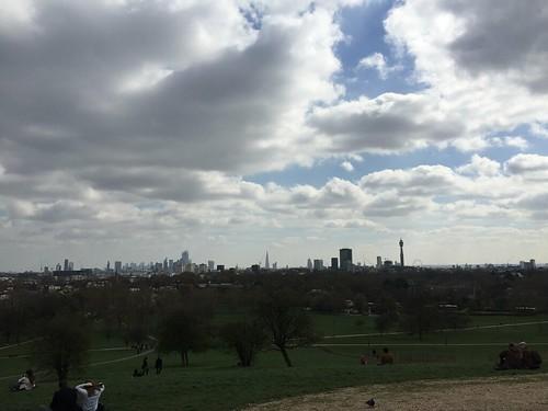 Primrose Hill in Regent's Park
