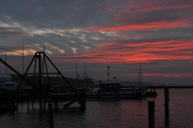 Solens ankomst Vordingborgs Nordhavn, Nikon D700, AF Micro-Nikkor 60mm f/2.8D