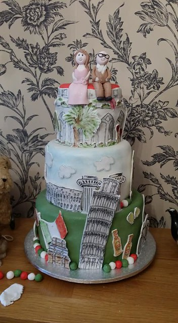 Cake by Let Them Eat Cakes