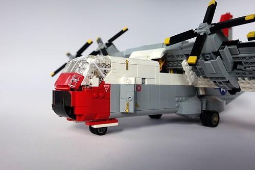 LTV XC-142-2