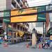 Streets of Bangkok 11 ( City tour with a tuktuk) Night market