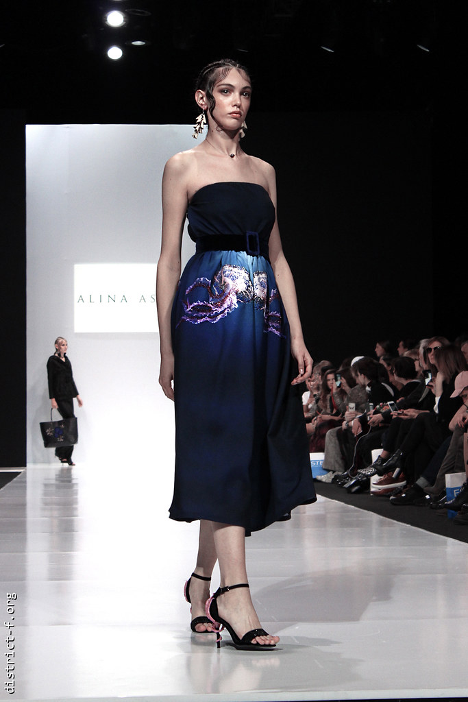DISTRICT F - MFW SS18 - MOSCOW FASHION WEEK - ALINA ASSI йцук