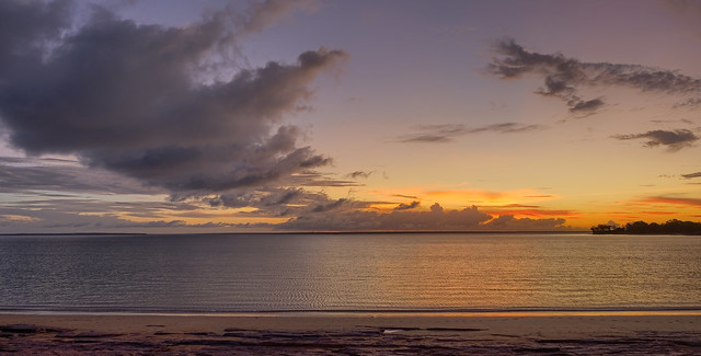 East Point sunset, Darwin Harbour, NT, Australia