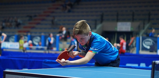 Day 5 - 2019 ITTF Italy Junior & Cadet Open