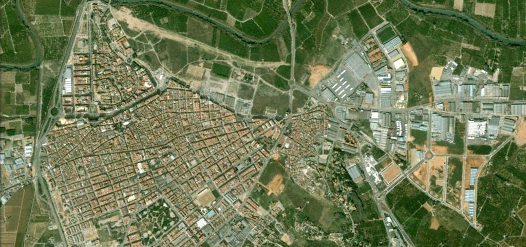 alzira, valencia, al ziro, antes, urbanismo, planeamiento, urbano, desastre, urbanístico, construcción