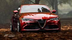 Alfa Romeo Giulia Quadrifoglio  / FH4