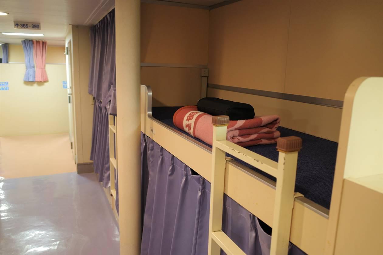 大型客船特2等室