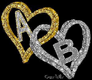 صور رومانسية 2019 صور حرف A B مع بعض صور A و B رومانسية حب صورة واحدة خلفيات قلب جديدة 2019 حب و عشق