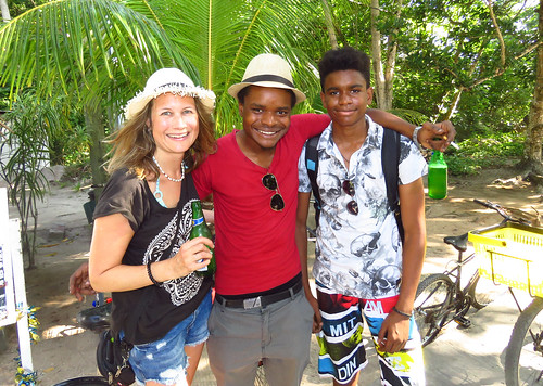Another Christmas on La Digue Island