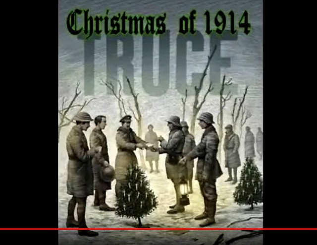 Christmas 1914: When Rank and File Imposed Truce During Imperialist War by Henry Hagins + Balls To War