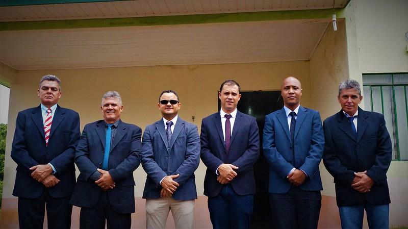 Posse Mesa Diretora 2019-2020