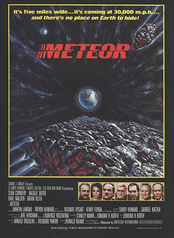 Meteor - Poster 8