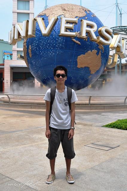 marxtermind at Universal Studios Singapore