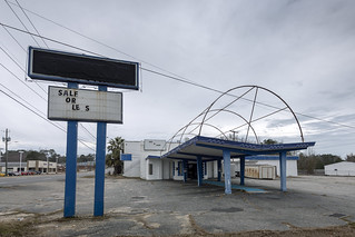 Drive-In Restaurant, Fayetteville, NC
