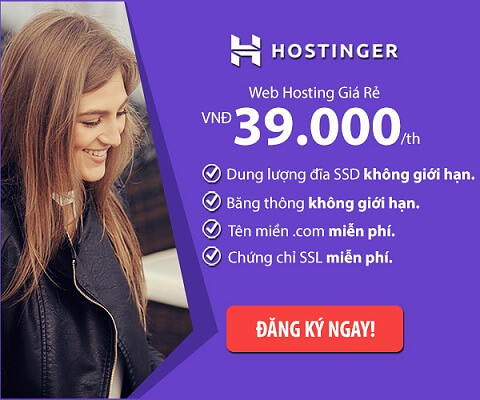 Banner Hostinger ads
