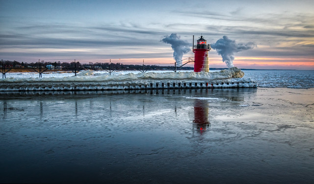 South Haven Lighthouse #8
