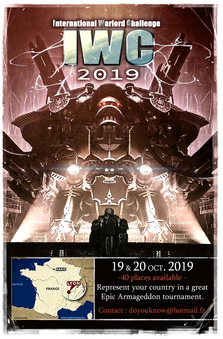 [2019][EA][LYON] INTERNATIONAL WARLORD CHALLENGE - 19&20/10  46476701302_7881888e09_o