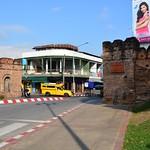 Chiangmai Gate görüntü. arps paularps thailand travel reizen azië asia buddha wat temple culture nature food backpack bangkok chiangmai chiangrai island sunset boeddhist 2018 nikond7100 temples natuur cultuur