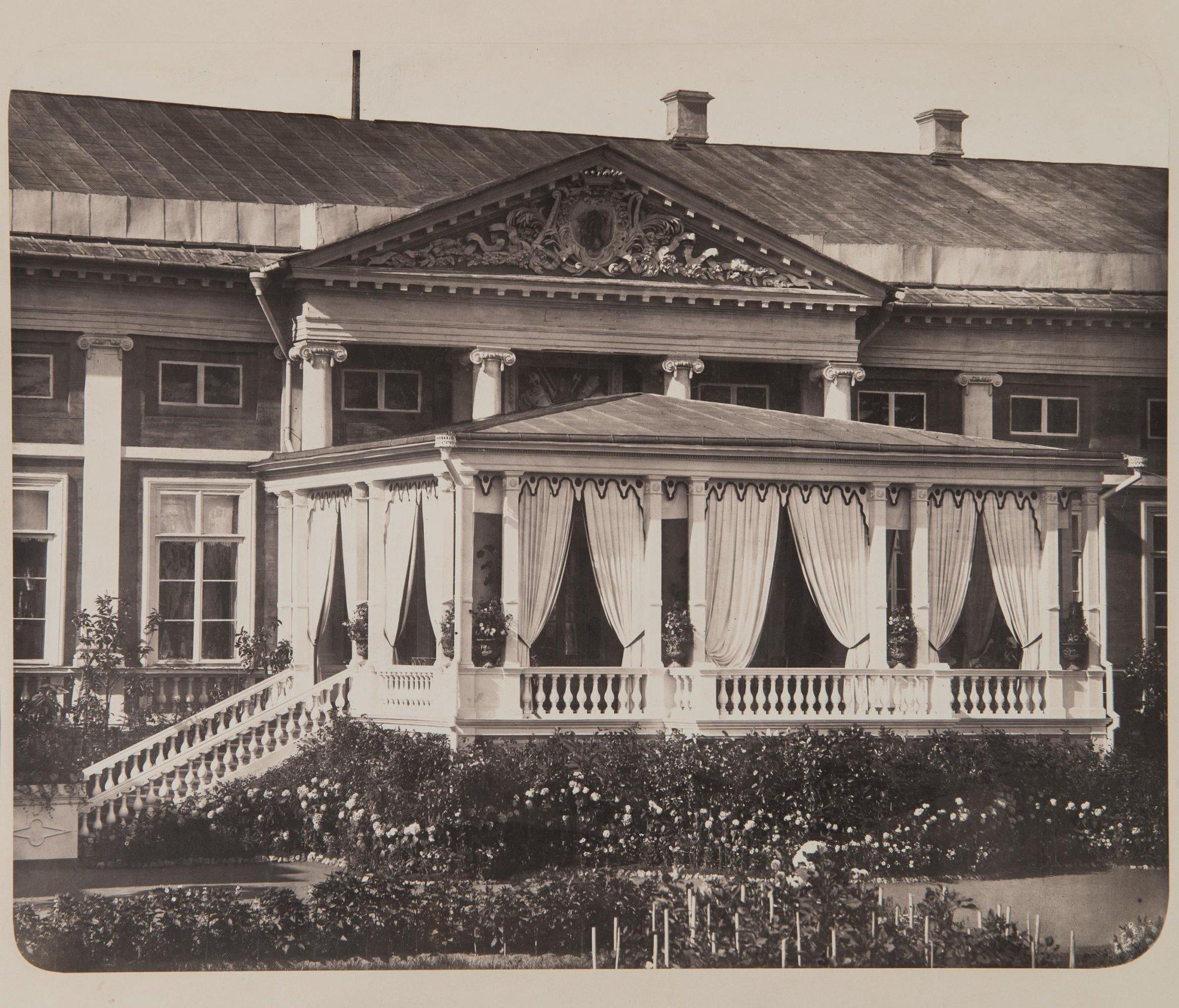 1865-1868 Усадебный дом в Кусково.
