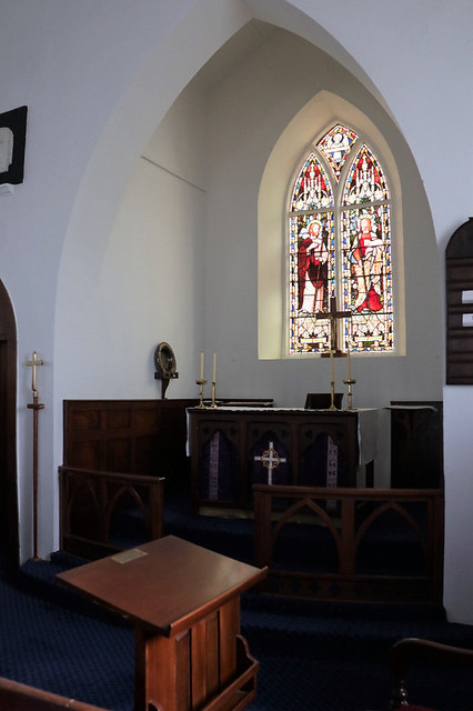 Blakiston St James Anglican church