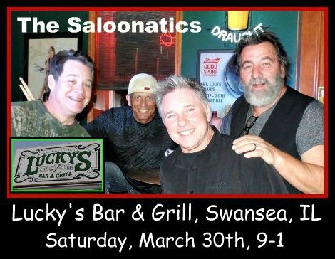 The Saloonatics 3-30-19
