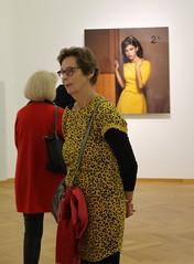 yellow dress (portrait #5, 2005)