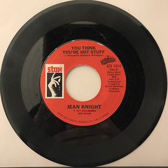 JEAN KNIGHT:MR. BIG STAFF(RECORD SIDE-B)