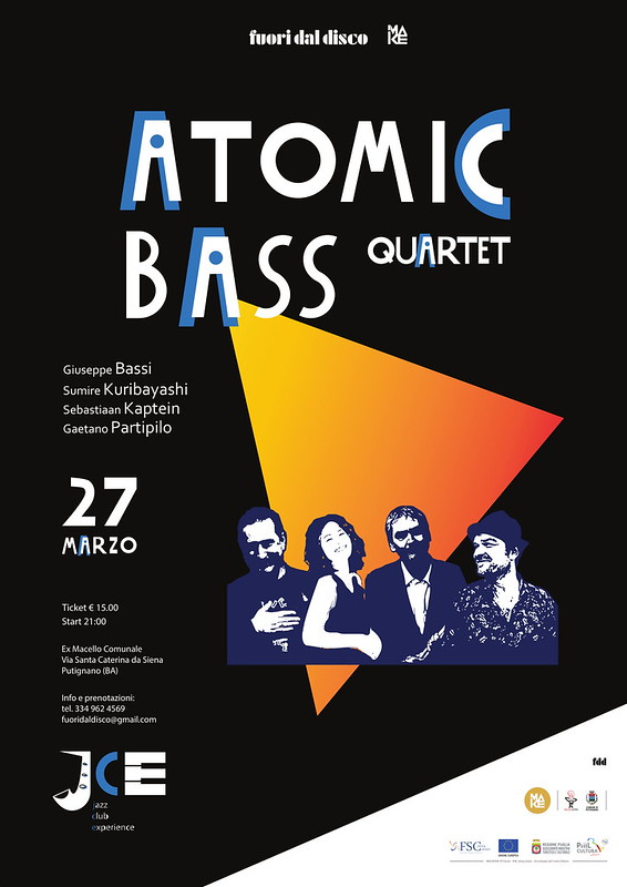 ATOMIC BASS Quartet