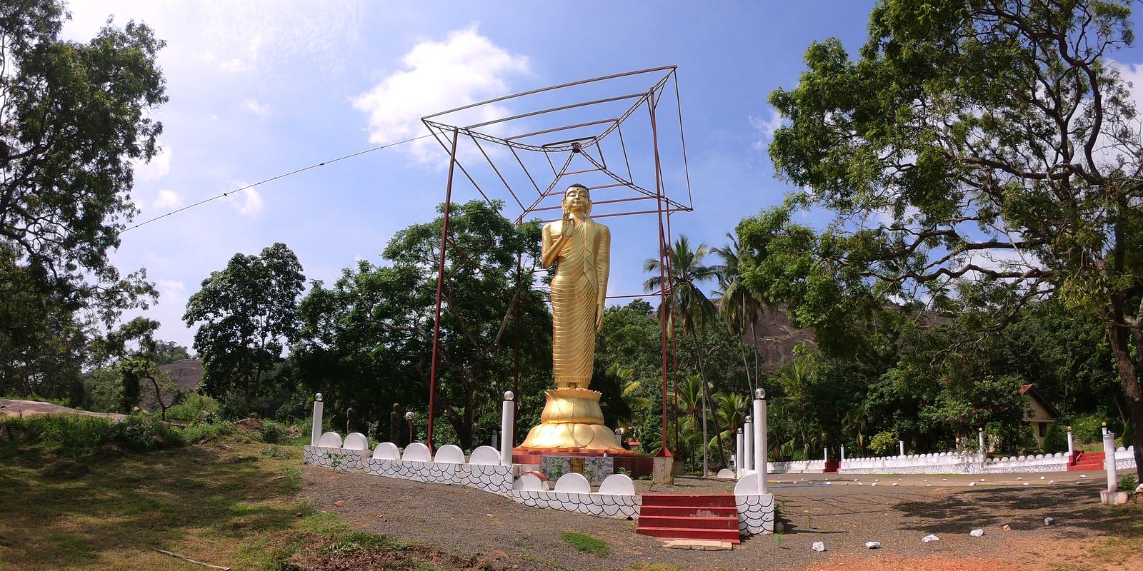 Aukana, la estatua de Buda más alta de Sri Lanka buda de aukana - 46781557831 0fcf8a1b09 h - Buda de Aukana, la estatua de Buda más alta de Sri Lanka