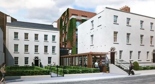 St-Gaudens Birthplace Charlemont Street Houses
