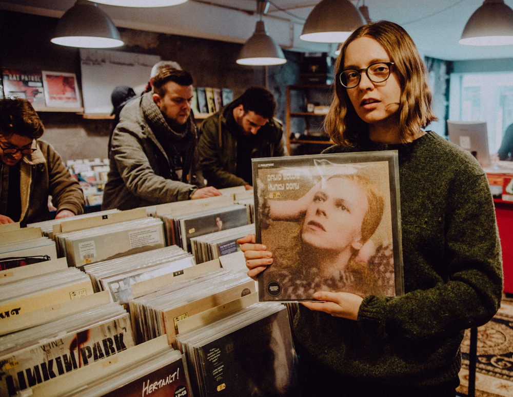 Record Shopping with Any Other