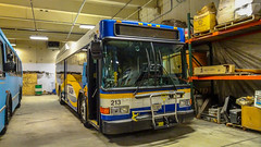 DASH Alexandria Transit Company 2014 Gillig Low Floor Advantage Hybrid #213