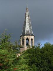 20080907 31805 1008 Jakobus La Chaze de Peyre Kirche Turm - Photo of Prinsuéjols