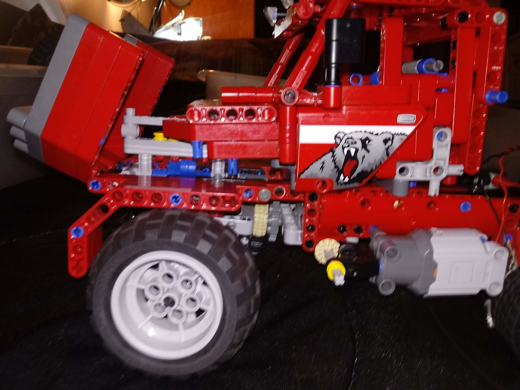 Lego Technic Sirslayer moc