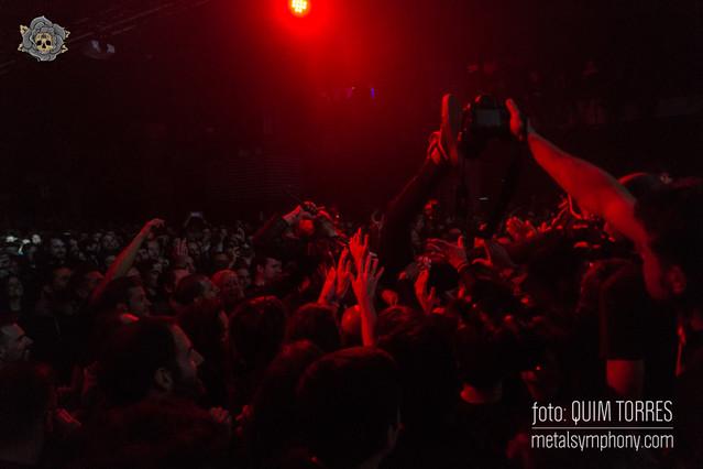 Mastodon Y Kvelertak Superan Todas Las Expectativas En Barcelona