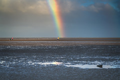 TODAY I FOUND THE END OF THE RAINBOW [BUT I WAS DISAPPOINTED THAT THERE WAS NO CROCK OF GOLD]-149169
