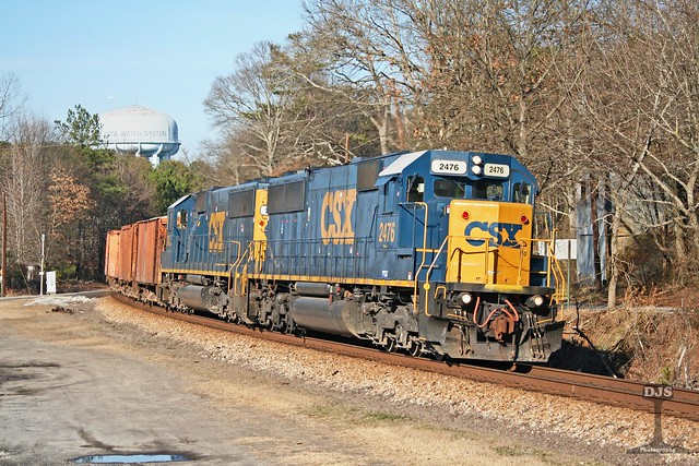 Demoted SD50s