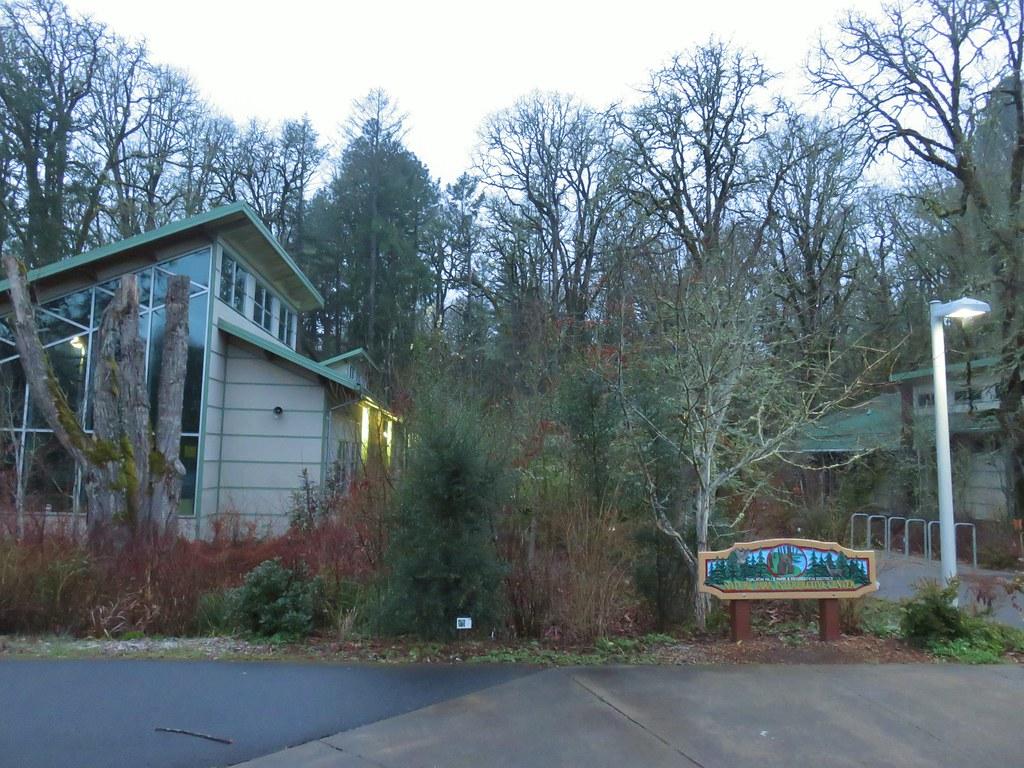 Tualatin Hills Nature Center