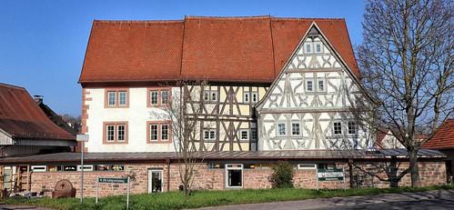 Schöllkrippen Sackhaus von 1473