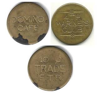 E.T. Riley tokens Shanghai
